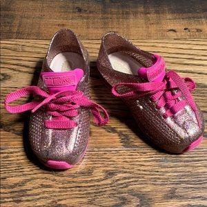 Girls Size 8 (24 Eur) Mini Melissa Jelly Shoes